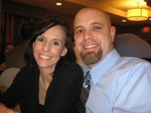 Jeff and Jenn Sanders