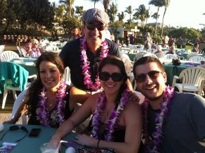 Nelnet Executive Director Ed Martinez (standing) and Family
